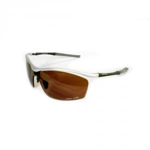 BRIKO VINTAGE Sports Unisex Sunglasses Aluklip Anthracite