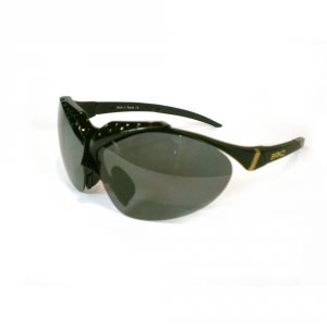 BRIKO VINTAGE Sports Sunglasses Unisex Stinger Polar Black