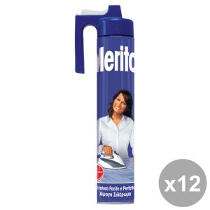 Set 12 Starch Spray Merito Laundry Products