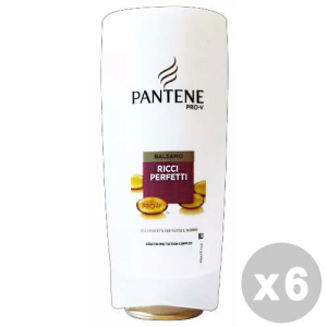 PANTENE Set 6 Hair Conditioner Perfect Curls Haircare 675Ml