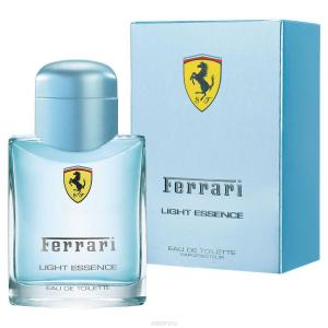 FERRARI Light Essence Eau De Toilette Man Perfumed Water 125Ml