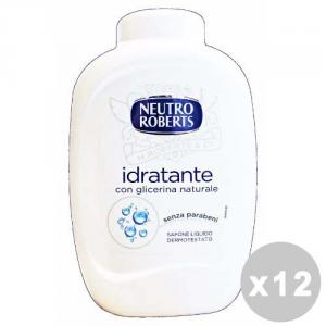 NEUTRO ROBERTS Set 12 Moisturising Liquid Soap For Hands Hand Care Soap 300Ml