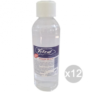 TETRAL Set 12 Stain Remover Cleaners Laundry Products 250Ml