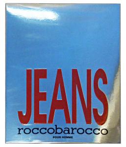 ROCCOBAROCCO Jeans Perfume For Man Eau De Toilette 75Ml