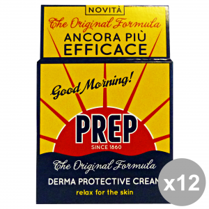 PREP Set 12 Body Cream Derma Protective For Adults And Baby