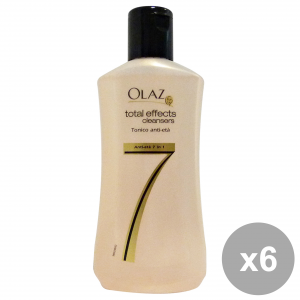 OLAZ Set 12 Anti-Age Tonic Total Effects Cleansers 7In1 Face Care 200Ml