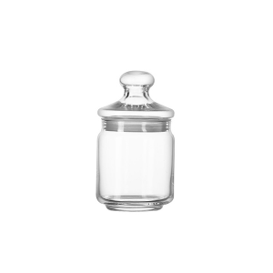ARC Set 6 Transparent Club Glass Jars L0 75 Kitchen Containers Jars
