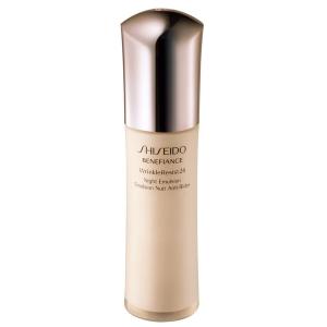 SHISEIDO Night Emulsion Benefiance Wrinkleresist24 75Ml
