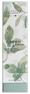 ATKINSONS Revitalizing Body Water Green Tea & Cherry Oil Woman Fragrance 200Ml