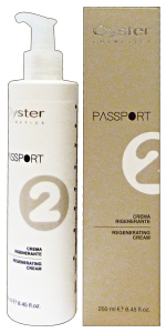 OYSTER Regenereting Fluid Passaport 2 For Chemical Treatments Hair Care 250Ml