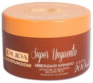 PUPA Super Unguent Intensive Tanning Waterproof Body Care Sun Products 200Ml