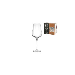 ARC Pack of 6 Sublym Glass Goblets CL 55