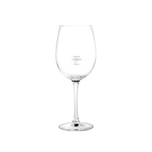 ARC 6 glass cabernet tulipe 47 glasses with line