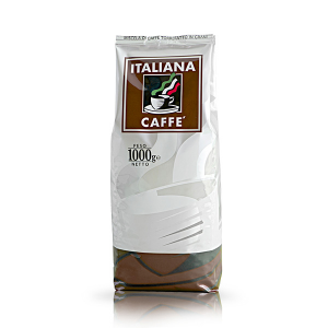 DERSUT Sublime Quality Grain Coffee Blend - 1 Kg Made in Italy