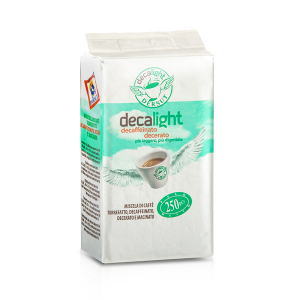 DERSUT Set of 6 Ground Coffee Decaffeinated 1,5kg Decaffeinated Blend Decalight