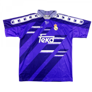 1994-96 Real Madrid Maglia away L