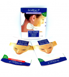 Incarose Bio Mask collo e mento lifting