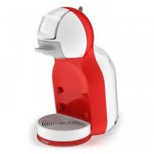 DeLonghi EDG350.WR Mini Me automatica Red & White