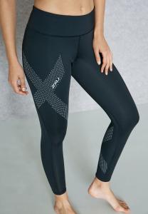 Pantalone lungo compressione Mid-Rise 2XU donna