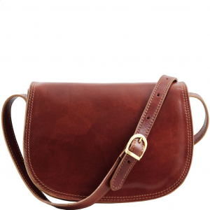 Tuscany Leather TL9031 Isabella - Sac bandoulière en cuir Marron