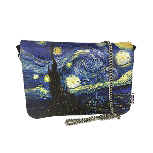 Merinda Art Line Woman shoulder bag