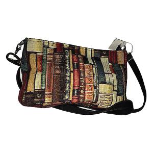 Merinda Art Line Shoulder Bag  Weave with strap