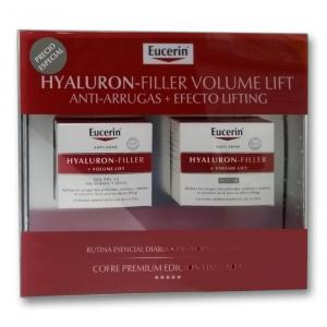 Eucerin Hyaluron Filler Volume Lift Normale Mista 50ml Set 2 Parti