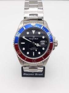 Orologio Uomo Giacomo Bruni, subacqueo, vendita on line | OROLOGERIA BRUNI Imperia
