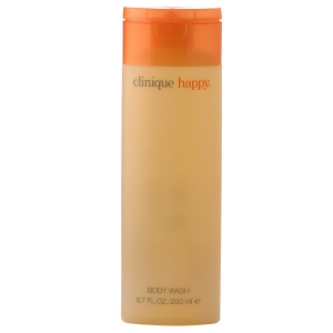 CLINIQUE Happy Body Wash Shower Gel Douche Bubble Bath 200Ml