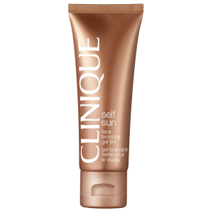CLINIQUE Self Sun Face Bronzing Gel Tint Skin Care 50Ml
