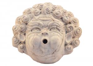 Marble Grotesque Mask Eolo Wall Italian Fountain Crafts