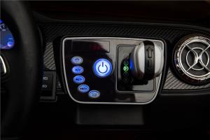 Auto Elettrica per Bambini MERCEDES Classe X Blu 12V