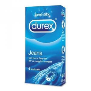 Durex Jeans EasyOne 6 pz