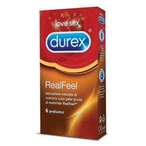Durex Real Feel 6 pz