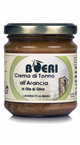 Patè di tonno all'arancia 212 ml