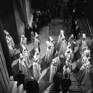Concilio Vaticano, 1962, l'arrivo dei vescovi