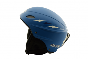 BRIKO VINTAGE Helmet For Downhill Skiing/Snowbord Unisex Bloom Blue Light Blue