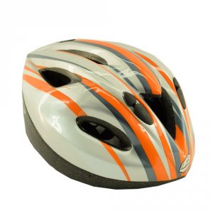 BRIKO Helmet For Cycling/Bike Unsiex Meltemi Orange Anthracite