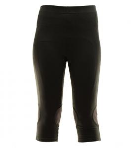 BRIKO Capri 3/4 Sports Trousers For Woman Rush B-Concept Black