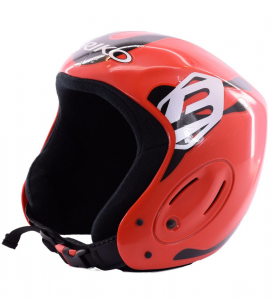 BRIKO VINTAGE Vintage Unisex Helmet Briko Ski Downhill Racing Ws2 Anthesis Red