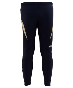 ASICS Tight Athletic Pants Running Junior Montreal Blue White