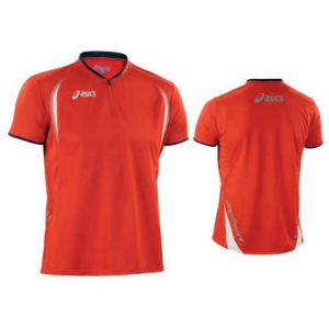 ASICS T-Shirt Junior Athletics Running Los Angeles Red