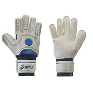 ASICS Soccer Goalkeeper Gloves Adult Performance Blue