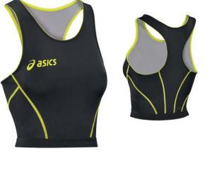 ASICS Top Triathlon Woman Bra Inside Top Triathlon Black Files