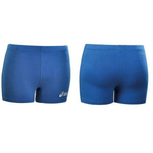 ASICS Shorts For Woman Stretch For Volleyball Wall Royal Blue