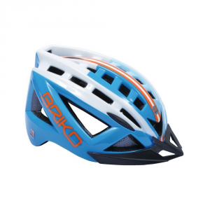 BRIKO Helmet For Cycling/Mtb Unisex 5.0 Blue White