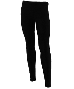 ASICS Tight Athletic Pants Running Junior Montreal Black White