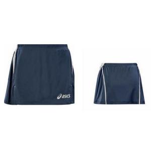 ASICS Junior Tennis Shorts Stretch Elastic Shorts Anna Blue White