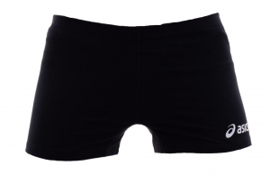 ASICS Shorts Shorts Women'S Volleyball Stretch Wall Black