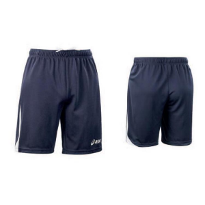 ASICS Training Junior Shorts From Training Navy Blue